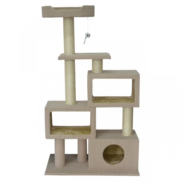 arbre chat animal treasure 39 39 tour condo 39 39 51 39 39 au. Black Bedroom Furniture Sets. Home Design Ideas